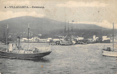 R176462 Villagarcia. Ensenada. J. Buceta, usado comprar usado  Enviando para Brazil