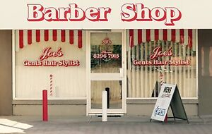 Men's Hairdresser Salon / Barber Shop Adelaide South Brighton Holdfast Bay Preview