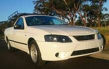 2008 Ford Falcon Ute BF MK11 LPG only 254550Km's, Unregistered Werribee Wyndham Area Preview