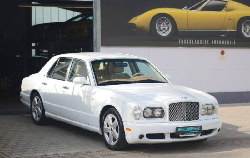 Bentley Arnage T Mulliner*nur 7.000 KM*