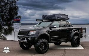 2014 Ford Ranger Wildtrak PX Auto 4x4 Double Cab Berkeley Vale Wyong Area Preview