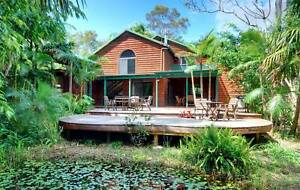Cleaner for a Byron Bay Bed and Breakfast