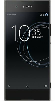 Sony Xperia XA1 schwarz Android Smartphone, NEU Sonstige