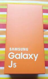 Samsung Galaxy J5 J500 SINGLE SIM in a Box with all the Accessories SIM FREE UNLOCKED