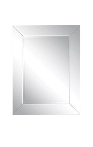 """Ren Wil MT1080  40"""" High by 30"""" Wide Tribeca Mirror - Clear"""