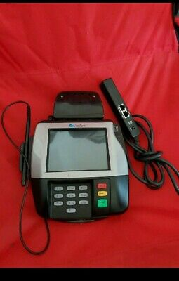 Verifone Mx880 Credit Card Terminal With Chip Reader