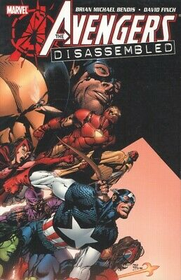 AVENGERS DISASSEMBLED TPB / REPS 500 501 502 503 + FINALE / NEW