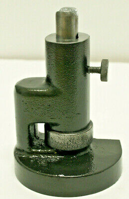 Machinist Screw Jack Adjustable V Notch For Round 5 To 6 12 Height Adj