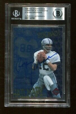 4f047ed8 Trading Cards - Signed Roger Staubach - 5 - Trainers4Me