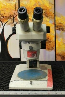 Nikon Smz-1b Stereo Microscope Head 0.8x To 3.5x Table Stand