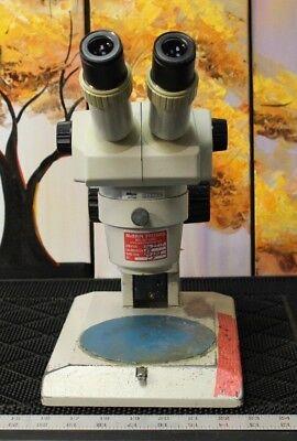 Nikon Smz-1b Stereo Microscope Head 0.8x To 3.5x Table Stand