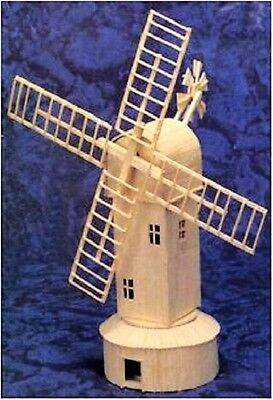 NORFOLK WINDMILL matchmaker matchstick model construction kit - NEW