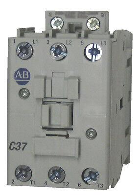 Allen Bradley 100-c37l00 37 Amp 3 Pole Contactor With A 240 Volt Ac Coil