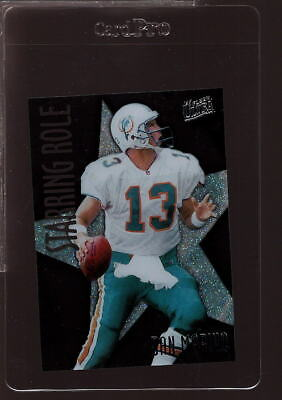 1997 FLEER ULTRA STARRING ROLE 4 DAN MARINO HOF NMMT/MINT 255563 - $4.99