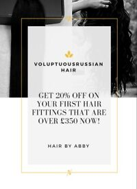 Nano rings/Flat Tapes/Tape in/100% Russian Hair Mobile Hair Extensionist At D Comfy Of Your Own