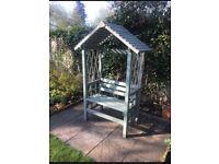 Garden Arbour Bench