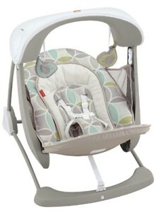 Fisher Price Portable Baby Swing & Bouncer