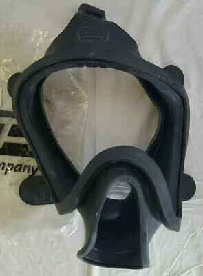 Lot Of Fireman Safety Equipent Masks Rim Rings And Nose Cup - Brand New