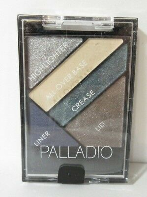 Palladio Silk Fx Herbal Eyeshadow Palette, Avant Garde (WTES09) *FREE SHIPPING! (Palladio Silk)