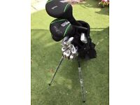 Brand New Wilson Vector Golf Clubs