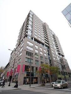 4 1/2 - Old Montreal - furnished, ideal location, many amenities