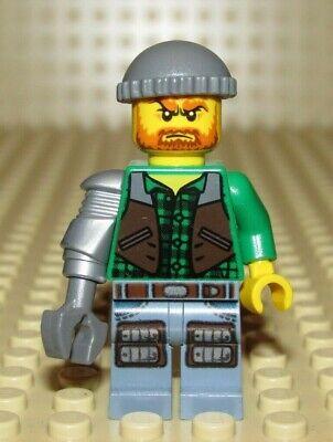 LEGO JACK McHammer minifigure Monster Fighters 9465 9468