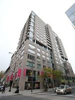 4 1/2 - 2 Floor Luxury Townhouse Downtown near Old Montreal
