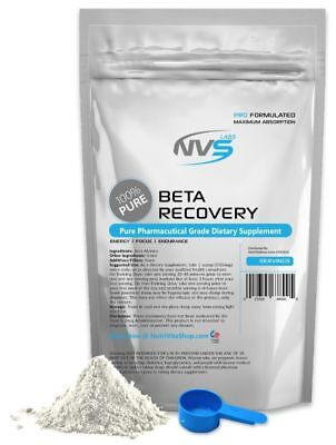 5.5lb (2500g) 100% BETA ALANINE POWDER  -RECOVER- HPLC PHARMACEUTICAL USP