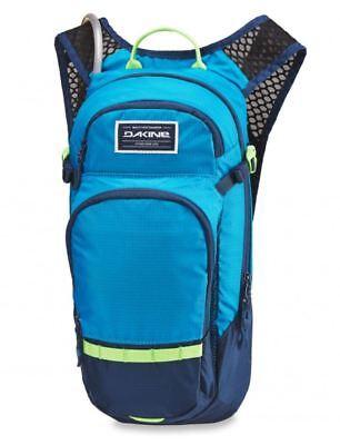 Dakine SESSION 12L Mens Hydration Backpack w/Reservoir Bluerock NEW 2019 Sample