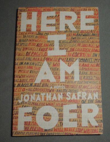 Here I Am von Jonathan Safran Foer (2016, Taschenbuch)