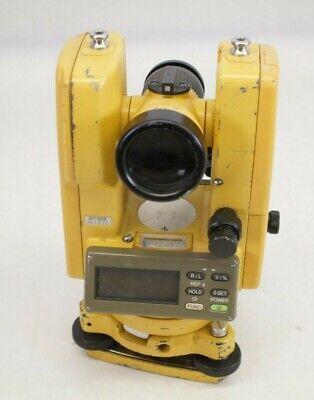 Topcon Dt-103 Dt-100 Electronic Theodolite Transit Level Laser