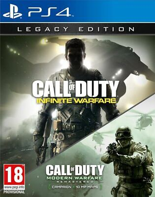 Call of Duty: Infinite Warfare - Legacy Edition (PS4)  BRAND NEW AND SEALED