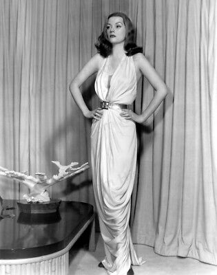 8x10 Print Hazel Brooks Beautiful Fashion Portrait #2956