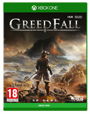 Greedfall (Xbox One)  BRAND NEW AND SEALED - IN STOCK - QUICK DISPATCH