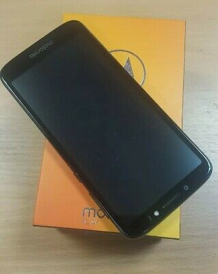 Motorola Moto E5 Play Smartphone 1GB 16GB 8MP Black Unlocked android WIFI