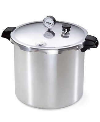 Presto Pressure Canner and Cooker 01781 23-Quart New Sealed in Box IN HAND
