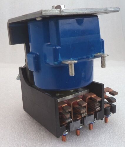 General Electric Hoyt Reversing Latch Relay Assembly, p/n 17LV66CY53