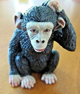 YOWIE Collectible Toy Animal - Chimpanzee - New!