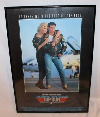 TOP GUN BEST OF THE BEST FRAMED PICTURE 17