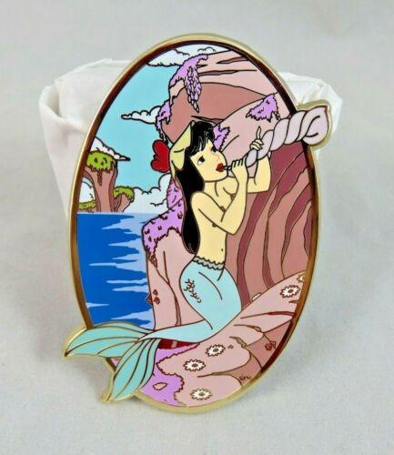 Disney Fantasy Pin - Neverland Mermaids - Mermaid Lagoon - Lilypad - Peter Pan
