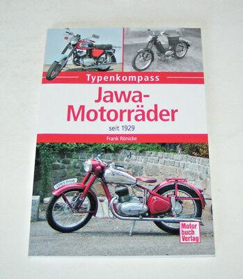 Jawa - Motorräder seit 1929 - Typenkompass! tweedehands  verschepen naar Netherlands