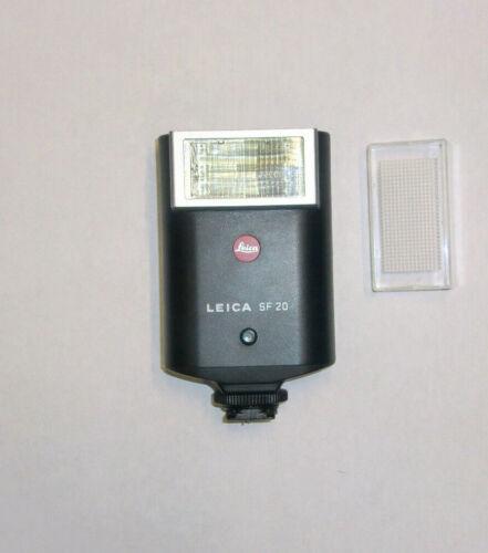 LEICA SF 20 Shoe Mount Flash for Camera SF20 ~Nice~