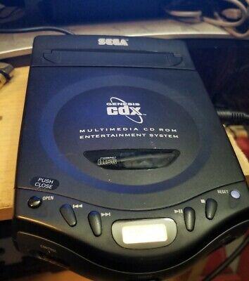 Sega CDX Console
