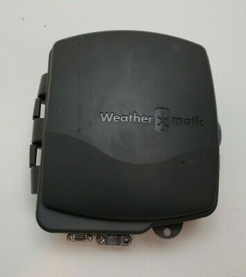 Weathermatic WM6 6 Station Zone Sprinkler Controller