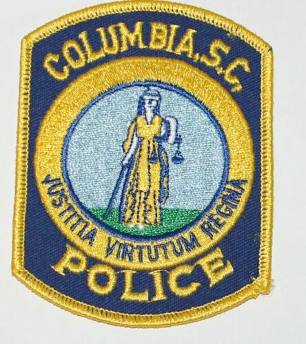 COLUMBIA POLICE South Carolina Capital City PD SC patch