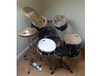 Starcaster Drum Kit for Sale £50