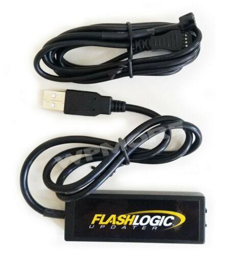 FlashLogic FLPROG Programming Cable WEBLINK UPDATER Prestige Code Alarm