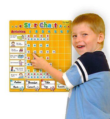 Magnetic Star Chart / Reward Chart  Large