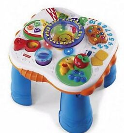 Activity table play