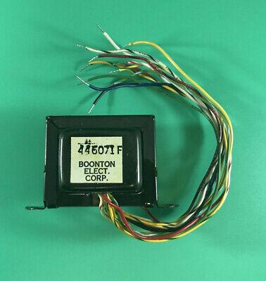 Boonton 446071f Power Transformer 12wire 120vac Single Phase